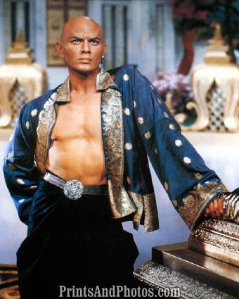 The King and I Yul Brynner 1956  4316