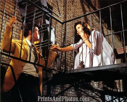 West Side Story Beymer & Wood  4345