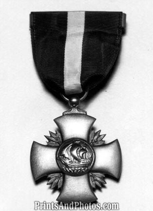 Medals US Navy Cross  4357