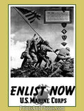 Marines Enlist Now IWO JIMA  4369