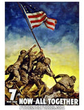 Marines Iwo Jima War  4401