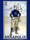 Early Navy Annapolis Football  4407