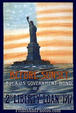 Statue of Liberty Government Bond  4419