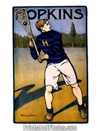 Early Hopkins University Lacrosse  4453
