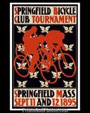 Springfield Bicycle Club 1895  4484