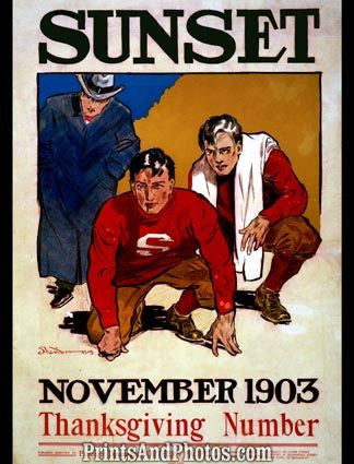 1903 Thanksgiving FOOTBALL  4485
