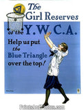 Girl Reserves of the YWCA  4491