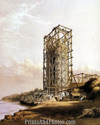 Britannia Bridge Carnarvon Tower  4556