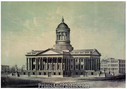 Charleston SC Custom House  4565