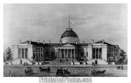 City Hall Washington DC Print  4574