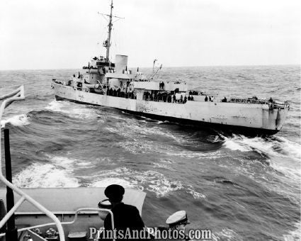Coast Guard Cutter Spencer 1943  4576
