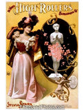 Deveres Burlesque Co AD  4808