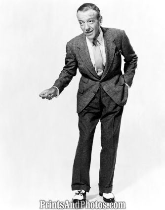 Actor Dancer FRED ASTAIRE  4829