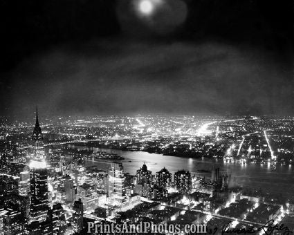 Manhattan Moonlight 1937  4886