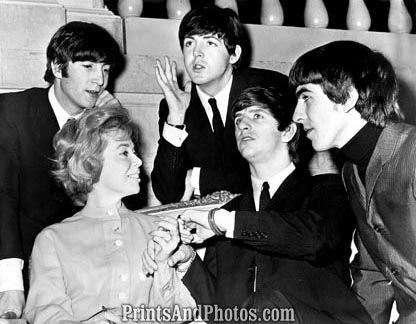 Beatles & Dr Joyce Brothers 60s  5017