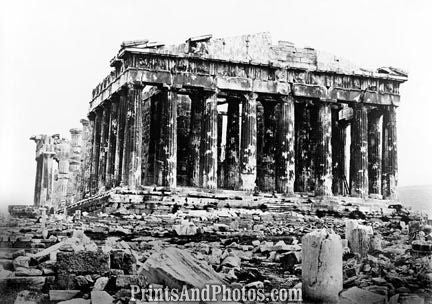 Athens Greece Parthenon  5123