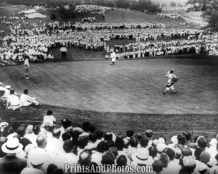Bobby Jones 45-foot Putt US Open  5156