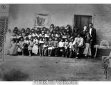 Early Native American School  5261