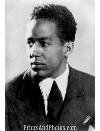 Author POET Langston Hughes  5309