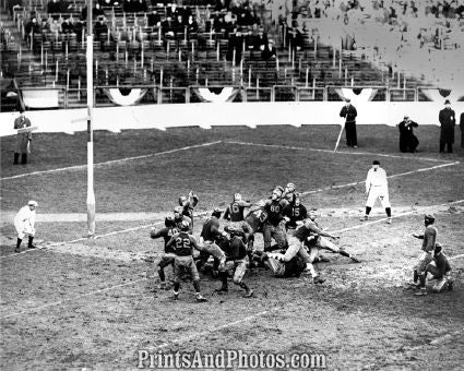 1936 Packers Boston Redskins  5329 - Prints and Photos