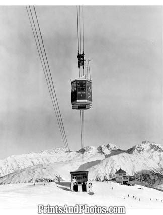 Cable Car Swiss Mts.  5406