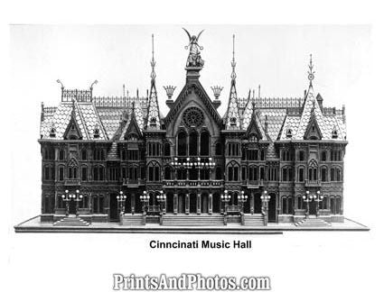 Cincinnati Music Hall  5426