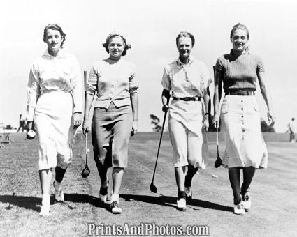 Early LPGA Golf  5450