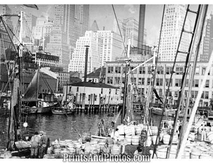 Fulton Fish Market NYC 5493