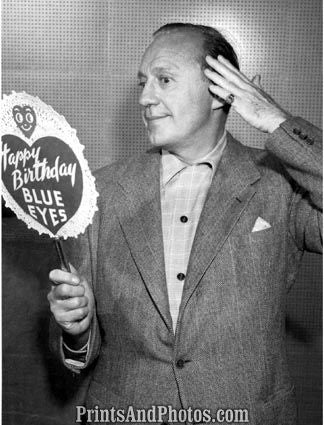 Actor Jack Benny Birthday  5544