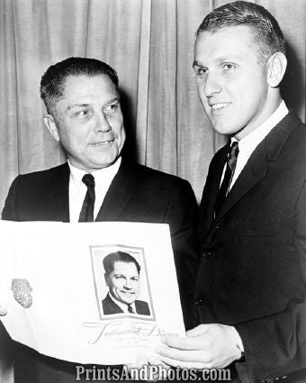 Jimmy Hoffa w/ Father  5552