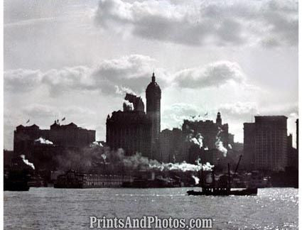 Lower Manhattan 1910  5577