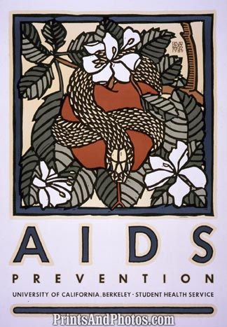 Aids Prevention UC Berkeley  5942