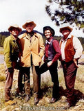 Bonanza TV Cast  5986