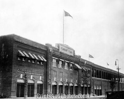 Boston Fenway Park 1914  6049