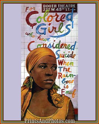 For Colored Girls Broadway  6061
