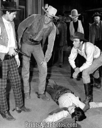 Gunsmoke James Arness  6076