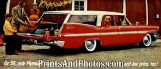 1959 Plymouth Station Wagon 6195