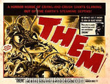 50s Sci Fi Movie  THEM 6278