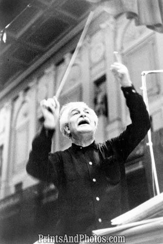 Arthur Fiedler Conducter  6343