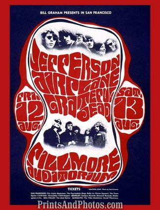 Jefferson Airplane & DEAD  6413