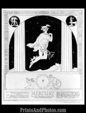 Mercury Greek God Print 6430