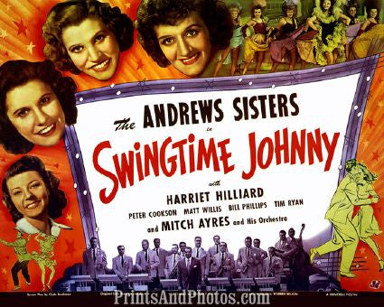 Andrews Sisters Movie  6435