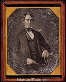 Abraham Lincoln Head Portrait 6653