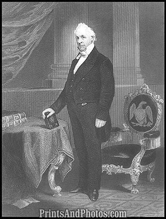 President James Buchanan  6668