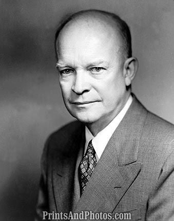 Eisenhower, head-and-shoulders 6684