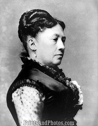 1st Lady Julia Grant  6700