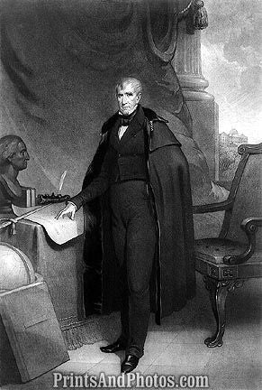 William Henry Harrison  6705