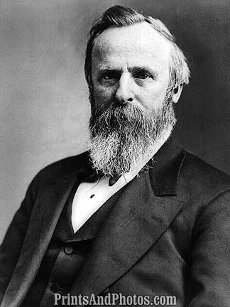 Rutherford B Hayes  6708