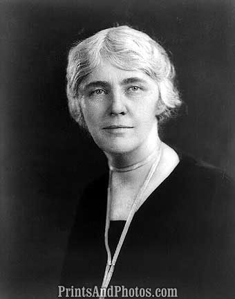 1st Lady Lou Hoover  6710