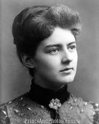 1st Lady Mrs Grover Cleveland 6717